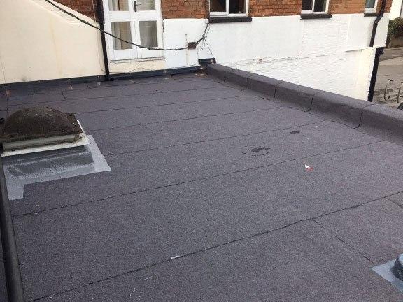 Emergency Roof Repair Storm Doris