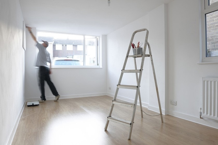 Painting and decorating | Commercial services available nationwide
