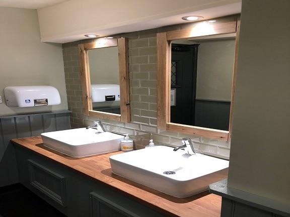 Ye Olde Man & Scythe Bolton (one of the oldest public houses in Britain) – Toilet Refurbishment