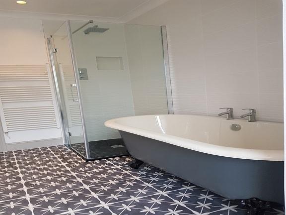 Saunders Bathroom Refurbishment Lemington Spa