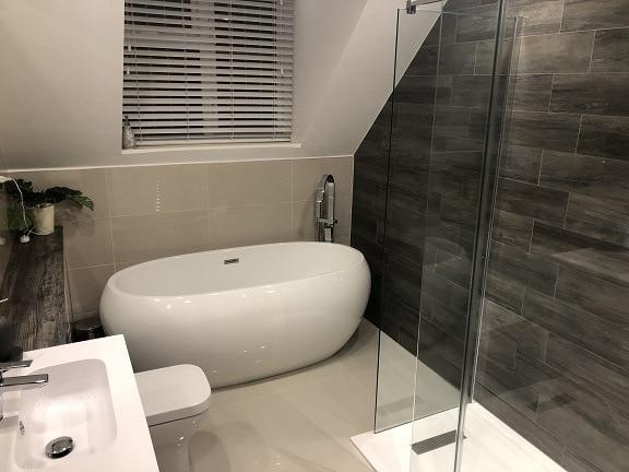 Insurance Job – Bathroom Refurbishment – Alvechurch