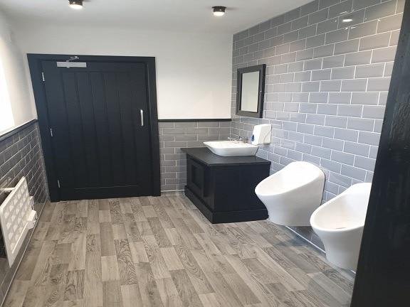 Woodchurch Wirral – Toilet Refurbishment