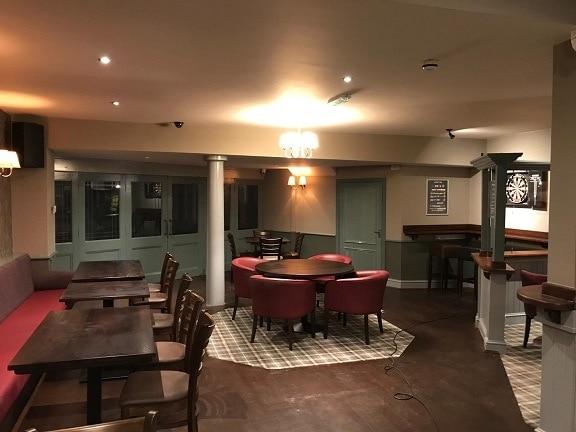 Pavilion Colwyn Bay – Pub Refurbishment Phase 1