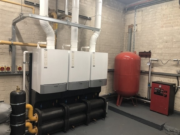 West Midlands Fire Services – Boiler Replacement Works