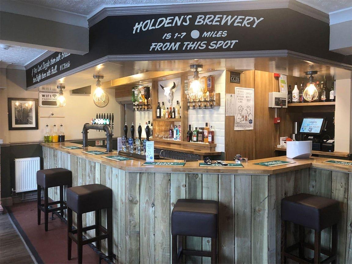 The Bulls Head – Complete Pub and Restaurant Refurbishment