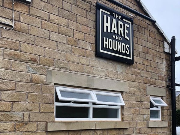 Hare and Hounds Emergency Insurance Works