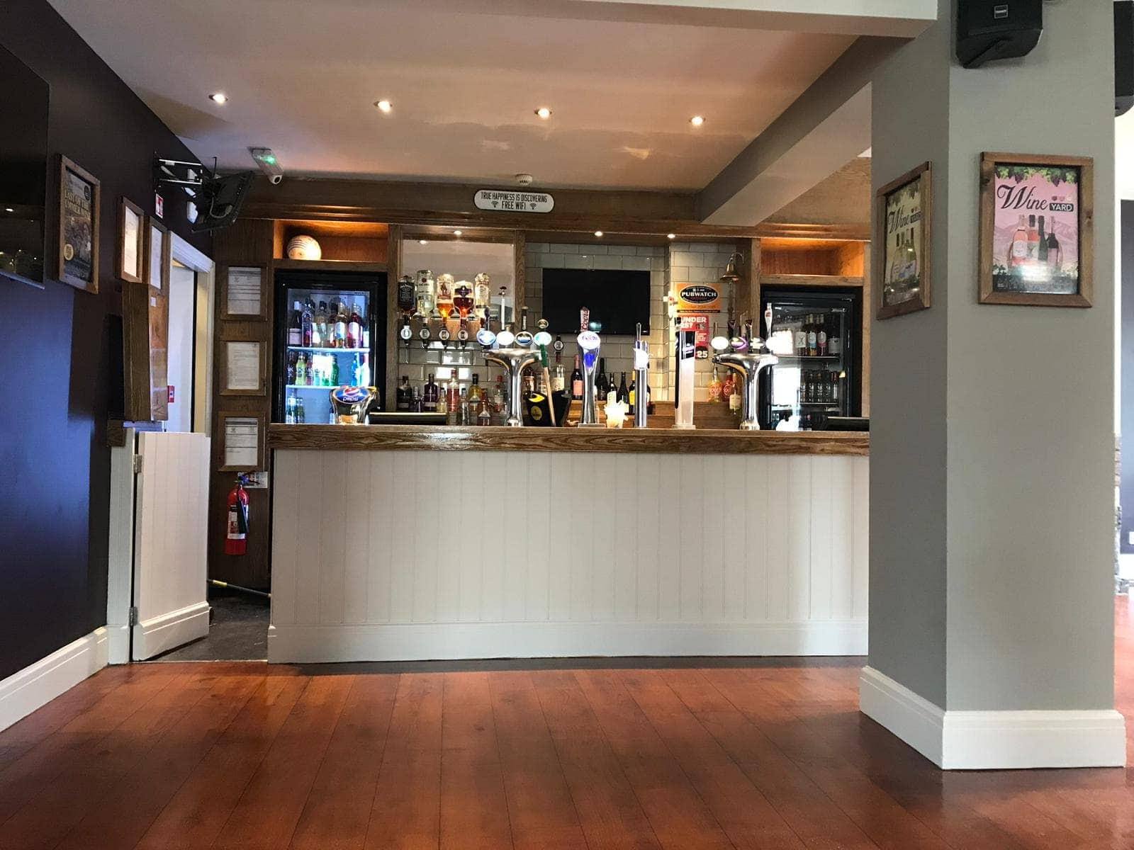 Pub Refurbishment Completed Ahead of Schedule
