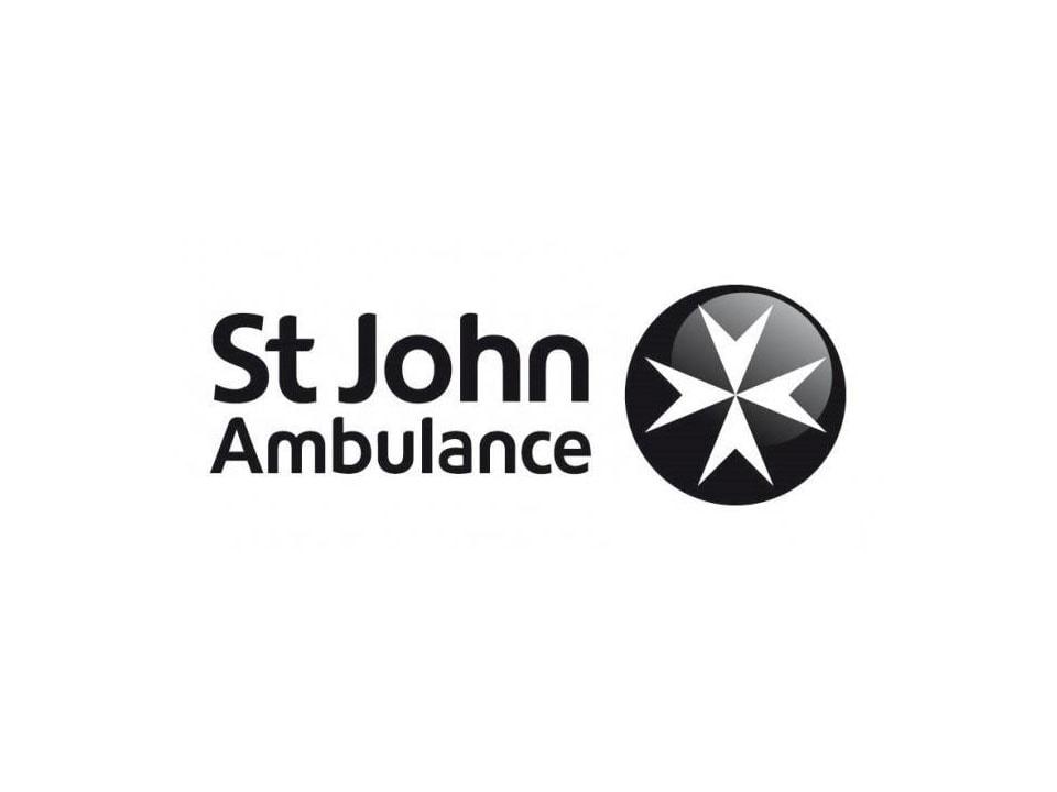 New Partnership with St John Ambulance