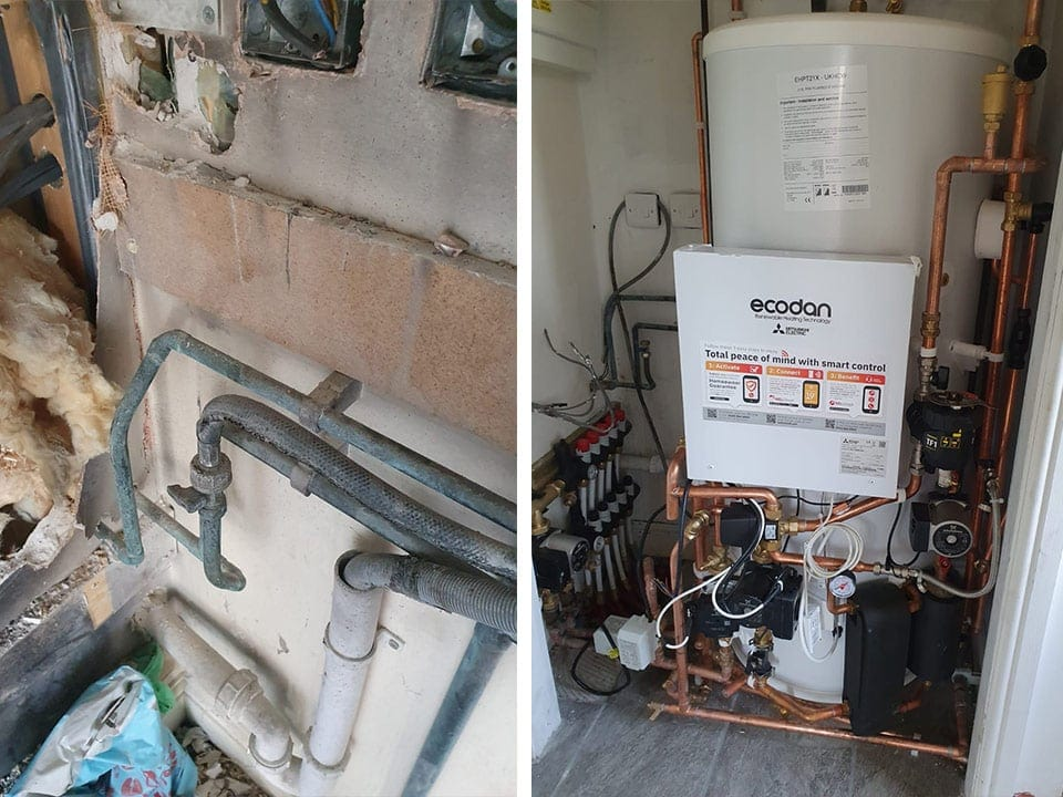 Plumbing and Electrical Insurance Works