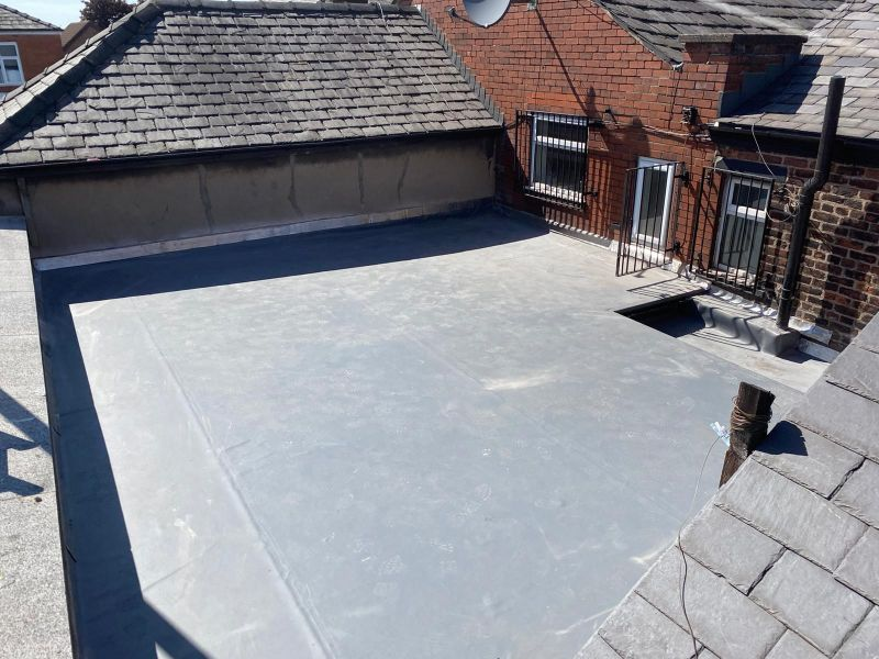 Roofing Project for Star Pubs & Bars