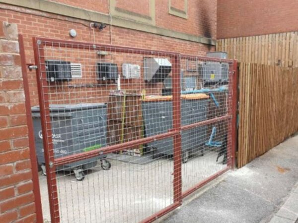 Replacement Fencing
