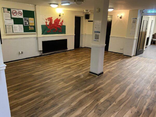 Pub Floor Maintenance