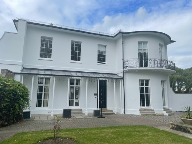 Refurbishment Works to Grade II Listed Building