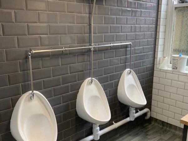 Full Toilet Refurb for Stonegate